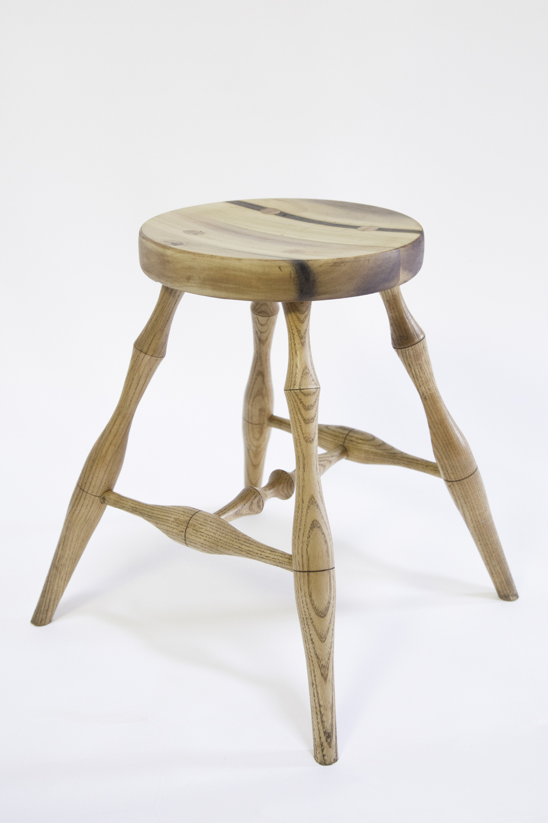 4 Legged Stool ~ Four legged stool goose island workshopgoose workshop