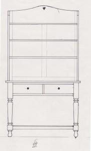 Araglen Dresser